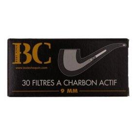 Filtru pipa carbon 9 mm BC 30 buc
