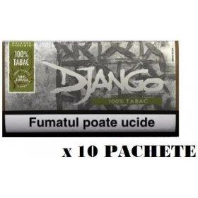 Tutun de rulat Django 100% Tabac 10 pachete
