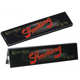Foite rulat tigari Smoking King Size Deluxe 33