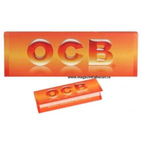 Foita rulat tigari OCB Orange 70 mm