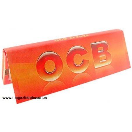Foita rulat tigari OCB Orange 70 mm
