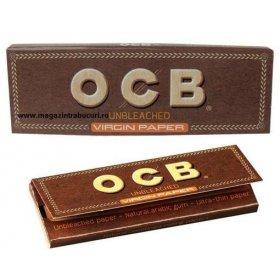 Foite rulat tigari OCB Virgin Paper Standard
