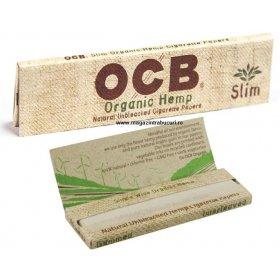 Foite rulat tigari Slim OCB Organic Hemp 32
