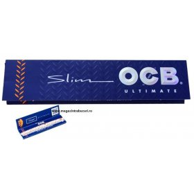 Foite rulat tigari OCB Slim Ultimate 110 mm