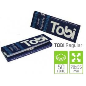 Foite rulat tigari Tobi Regular 50