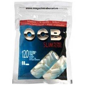 Filtre tigari Slim OCB 120