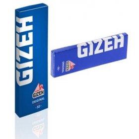 Foite rulat tigari Gizeh Blue Original 50