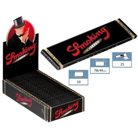 Foite rulat tigari Smoking Medium De Luxe 25 pachete