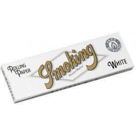 Foite rulat tigari Smoking Regular White 60