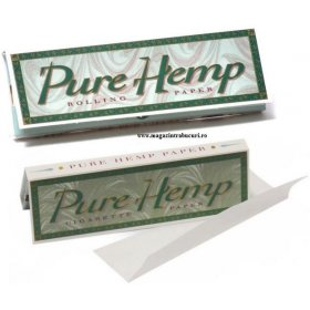 Foite de rulat Pure Hemp Regular 50