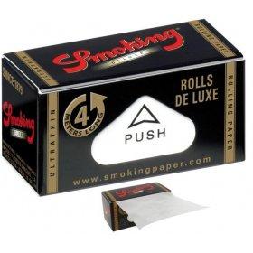 Foita in rola Smoking De Luxe Rolls 4 m