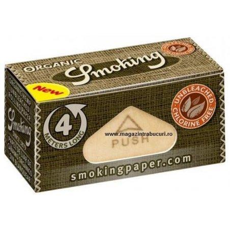 Foita in rola Smoking Rolls Organic 24 pachete