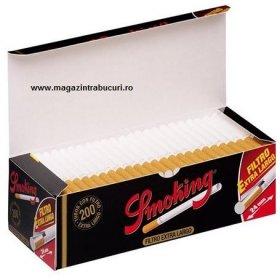 Tuburi tigari Smoking De Luxe Long 200