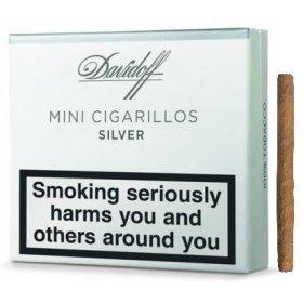 Tigari de foi Davidoff Mini Silver 10