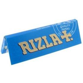 Foite rulat tigari Rizla Standard Blue 50