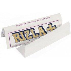 Foite rulat tigari Rizla White Standard 50