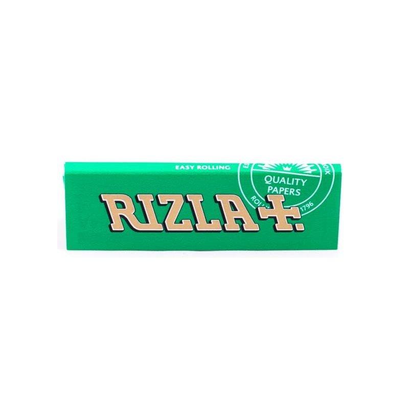 Foite rulat tigari Rizla Green 50
