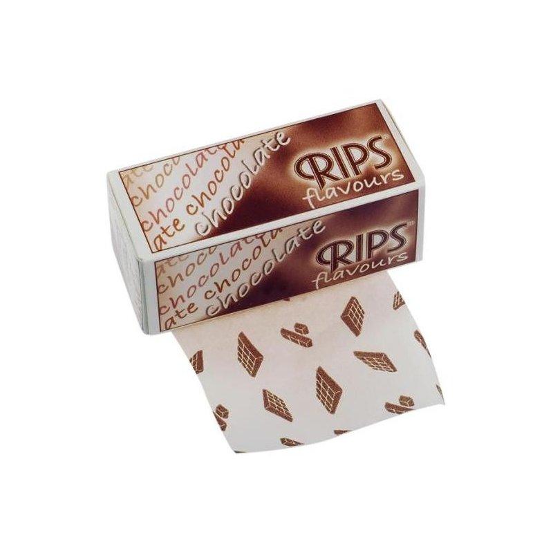Foita in rola Rips Ciocolata 4 m
