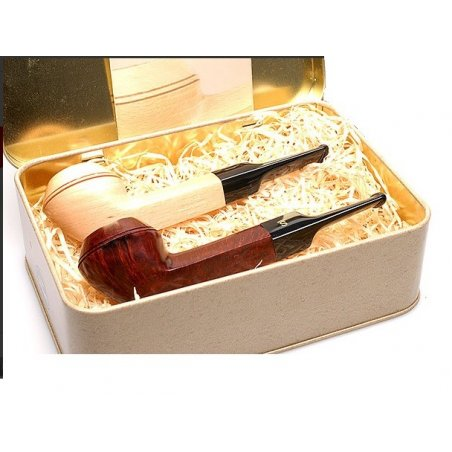 Set 2 pipe Stanwell No 1 Limited Edition