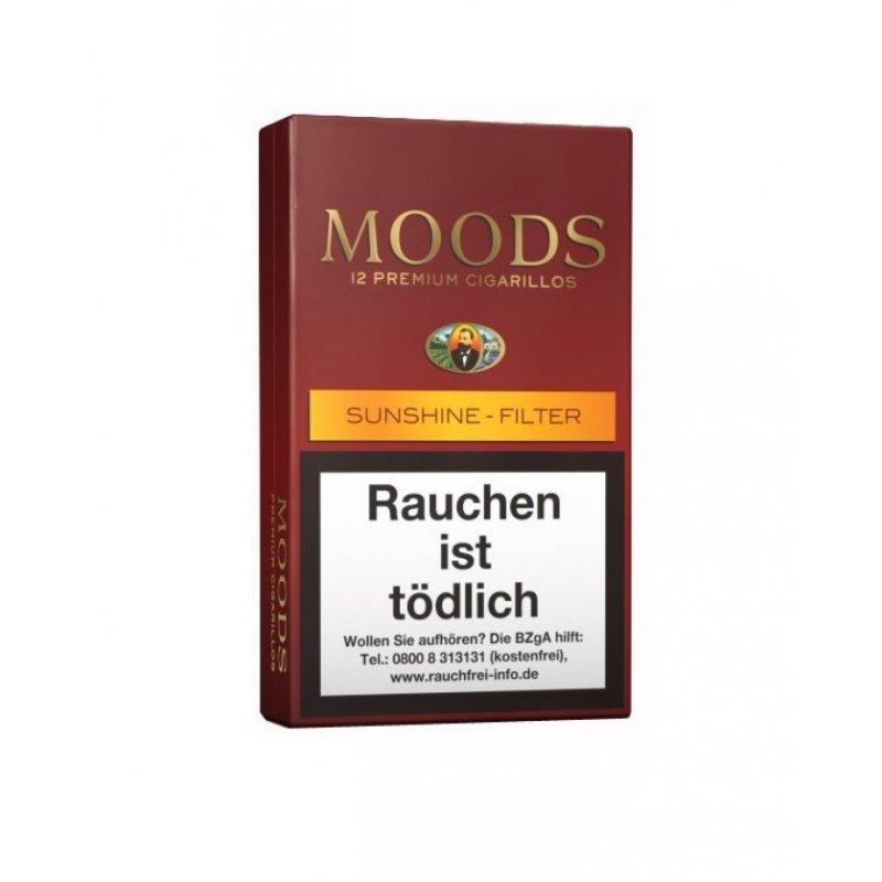 Tigari de foi Moods Sunshine 12