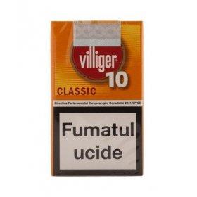 Tigari de foi Villiger Small Cigars Classic Sumatra 10