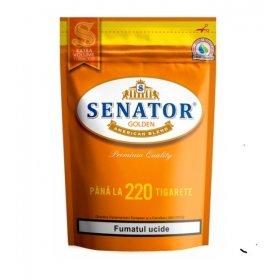 Tutun de injectat Senator Golden Extra Volume 110g
