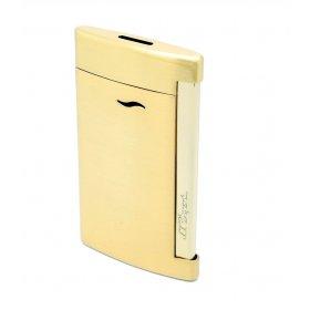 Bricheta S.T.Dupont Slim 7 Full Gold Brushed