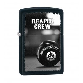 Bricheta Zippo 28677 Sons of Anarchy Reaper Crew