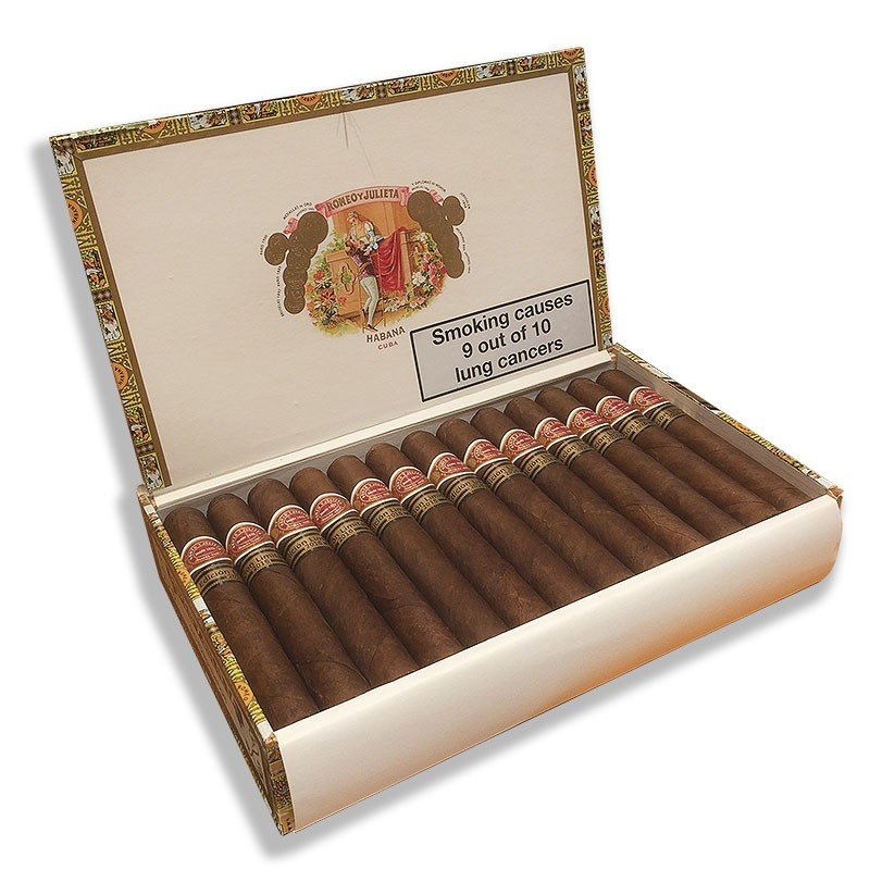 Trabucuri Romeo y Julieta Capuletos 25 Limited Edition 2016