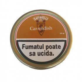 Tutun de pipa Savinelli Cavendish