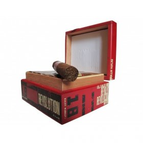 Trabucuri A. Turrent Revolution Short Robusto Pressed Box 18
