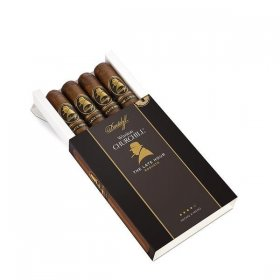 Trabucuri Winston Churchill The Late Hour Robusto 4