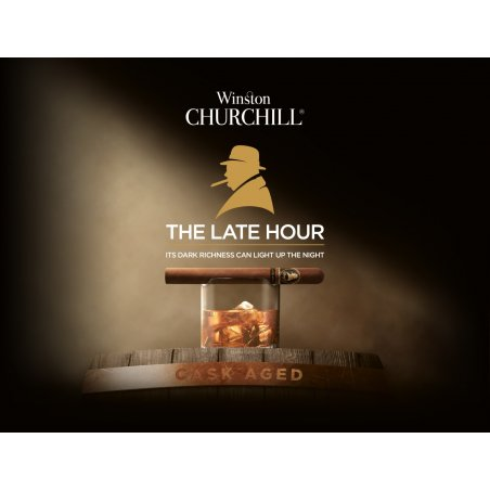Trabucuri Winston Churchill The Late Hour Churchill 4