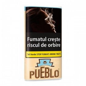 Tutun de rulat tigari Pueblo 30 gr