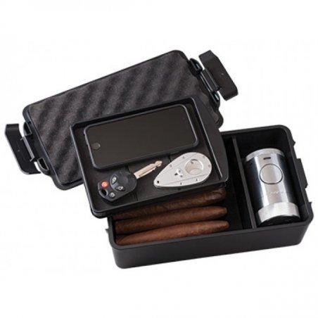 Humidor de calatorie Xikar Cigar Locker