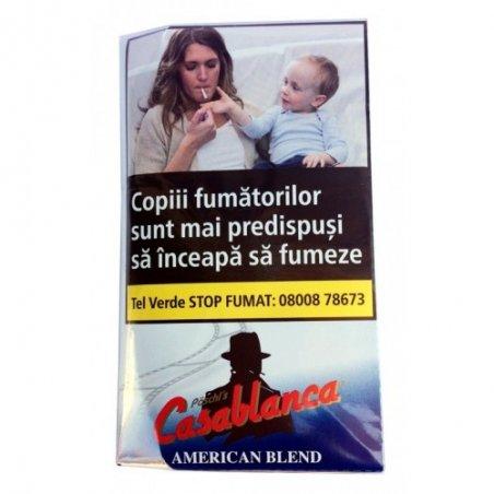 Tutun de rulat Casablanca American Blend 40g