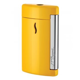 Bricheta S.T Dupont Minijet Yellow Pop