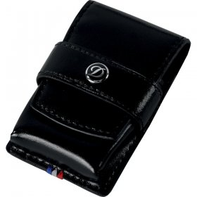 Etui bricheta S.T.Dupont L2 Elyse Black Leather