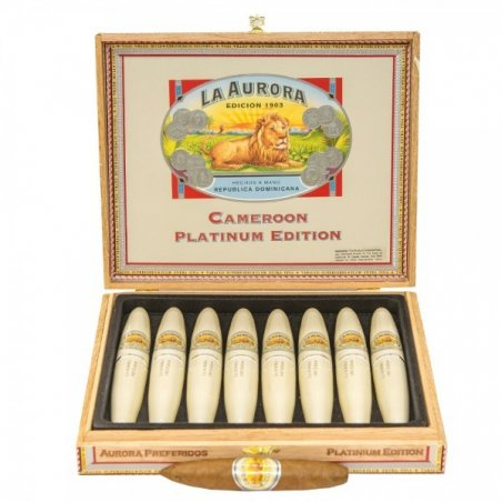 Trabucuri La Aurora Preferido Platinum 8