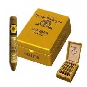 Trabucuri Santa Damiana Gold Edition Especiales 10