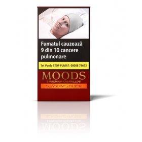 Tigari de foi Moods Sunshine Filter 120