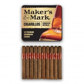 Tigari de foi Maker's Mark Cigarillos 10