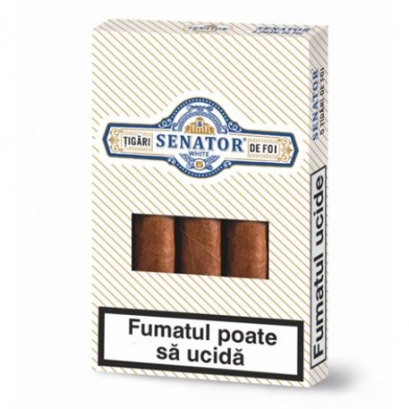 Tigari de foi Senator White 5