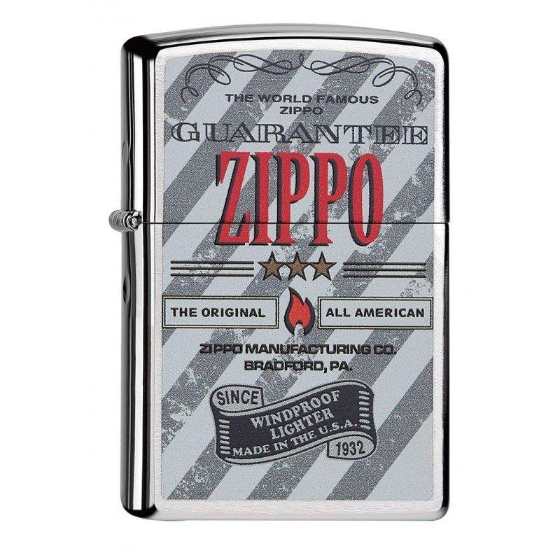 Bricheta Zippo 200 Guarantee