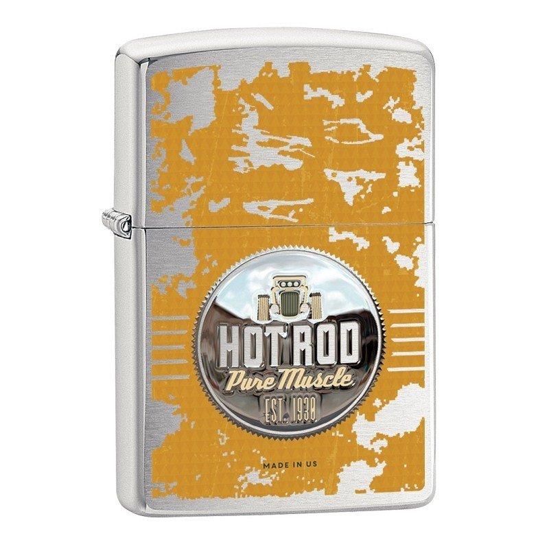 Bricheta Zippo 200 Hot Rod Pure