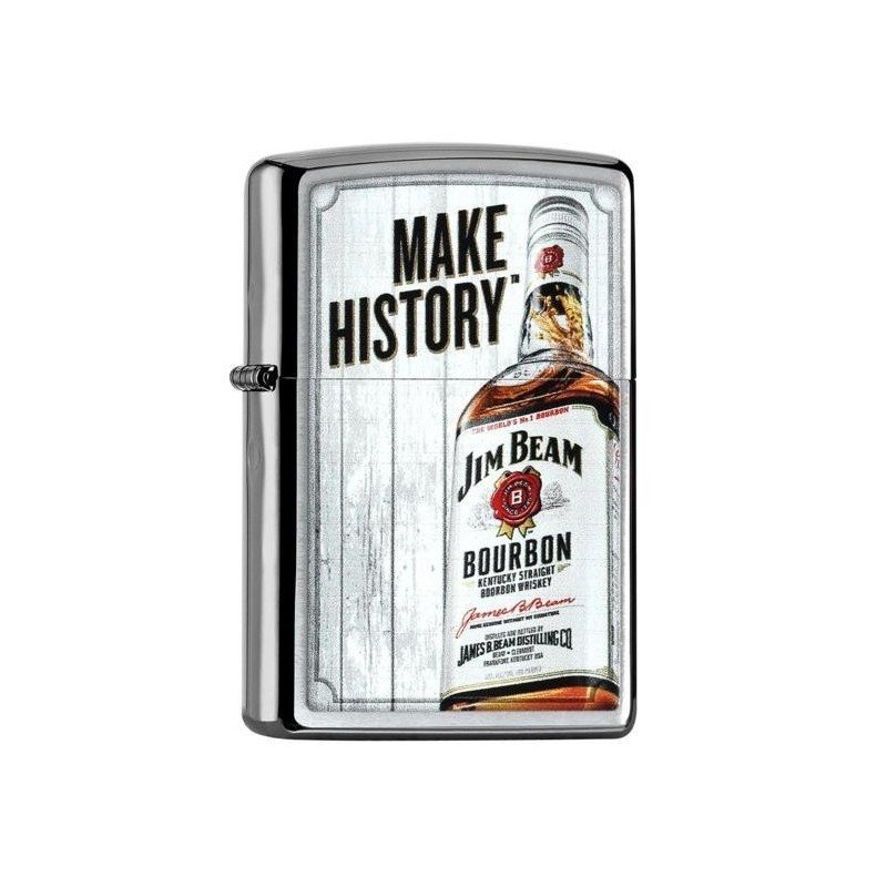 Bricheta Zippo 200 Jim Beam Make History