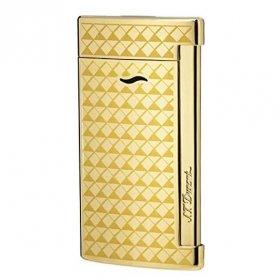 Bricheta S.T. Dupont Slim 7 Golden Firehead 027715