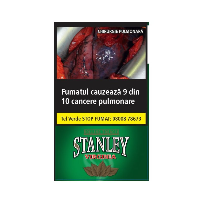 Tutun de rulat Stanley Virginia 35 gr