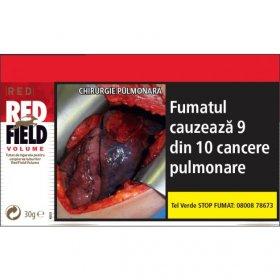 Tutun de injectat Red Field Volume 30 gr
