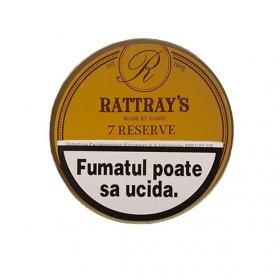 Tutun de pipa Rattray s 7 Reserve 50 gr